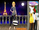 我要去巴黎!
