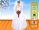 浪漫的婚纱礼服