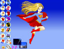 美丽女超人换装