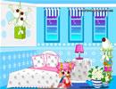 优优的粉色卧室