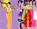 现代版韩国公主打扮