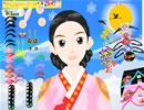 韩国古装女孩