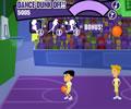 劲舞花式篮球