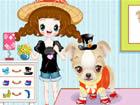 MM和宠物狗