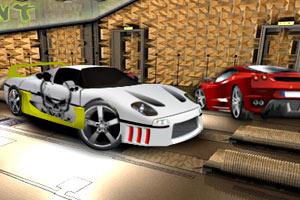 F1赛车改装厂