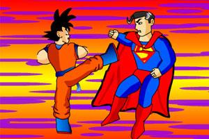 七龙珠VS超人