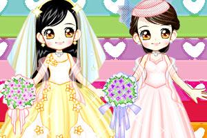妮妮公主要出嫁