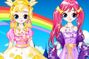忧伤的彩虹公主