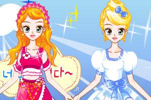 童话梦中的公主