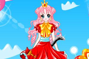 可爱小公主2