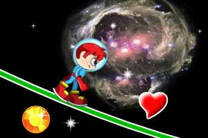 超级男孩太空探险