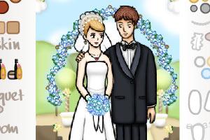 5月浪漫婚礼
