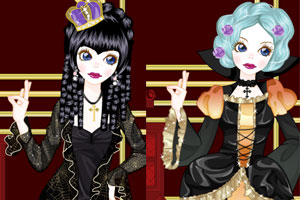 女王陛下的梳妆台