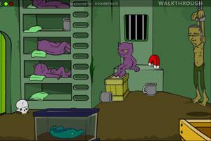 逃出怪物牢房