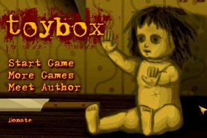 逃出恐怖玩具箱