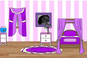芭比女孩房间