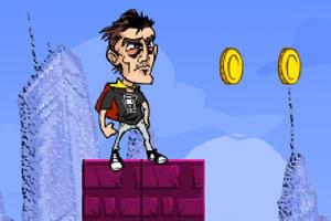 超男收集金币