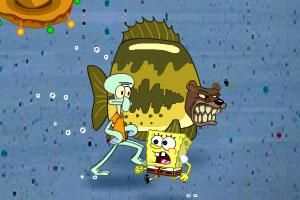 海绵宝宝海底冒险