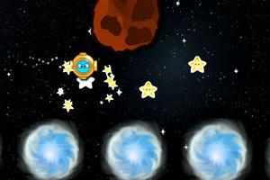宇宙空间战
