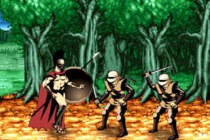 斯巴达勇士之绿林好汉