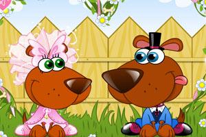 小狗的婚礼