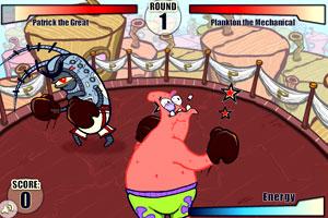 暴力拳击赛