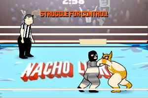 墨西哥摔跤