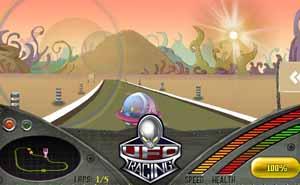 双人UFO卡丁车