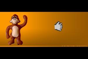 扇猴子耳光