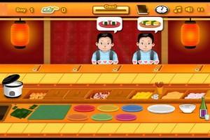 经营日式料理店