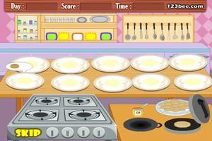 教你做油炸蛋糕