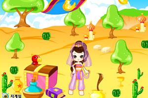 埃及小公主的城堡