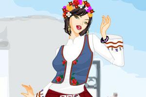 古希腊民族服装