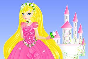 城堡公主新装