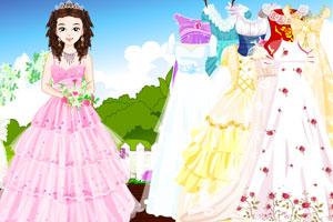 丑女靓婚纱