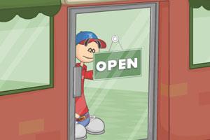 小明开家比萨店