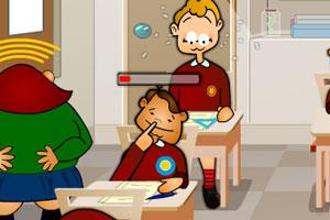 期末考试作弊