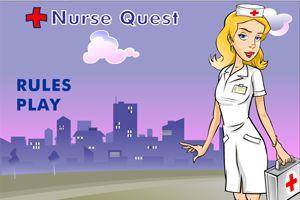 性感护士出诊