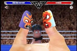 世界拇指摔交大赛