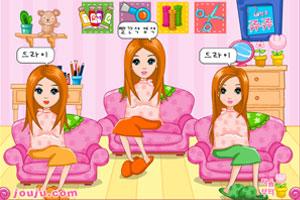 三姐妹美发