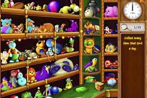 圣诞传说-玩具屋