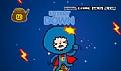 小超人奔向月球
