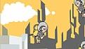 机器猴子城市