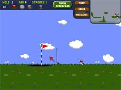 强力高尔夫