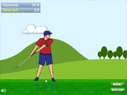 12秒的高尔夫
