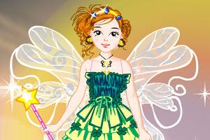 甜美的精灵公主