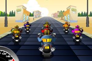 极品摩托大赛