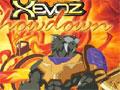 XEVOZ变种战士