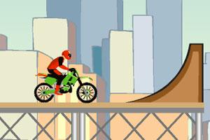 自行车特技赛