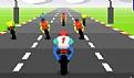 摩托飞车比赛